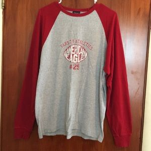 American Eagle Men's long sleeve T-shirt Size S